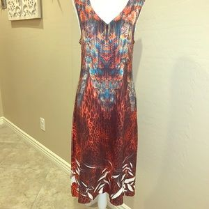 Sleeveless Knit Lounger or Cover Up Dress